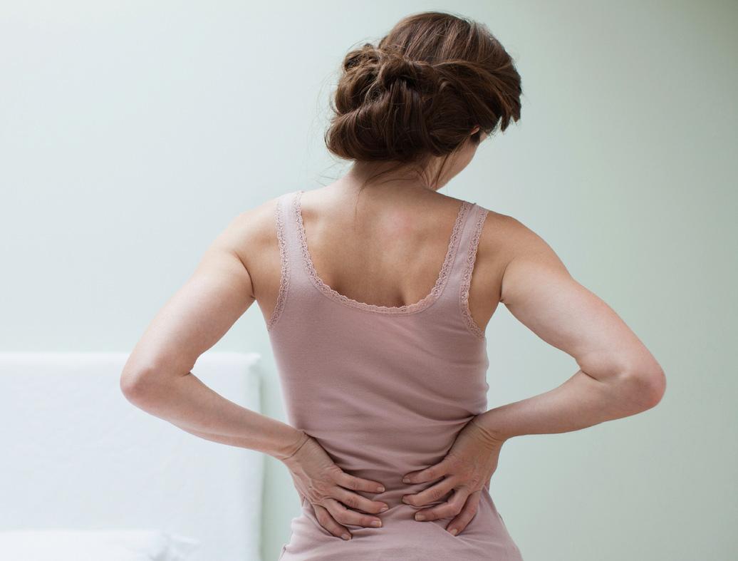 Боли в спине при беременности: причины, лечение, профилактика
