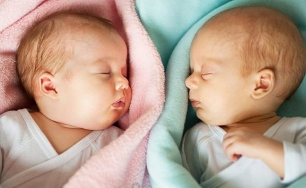 Разнополые двойняшки