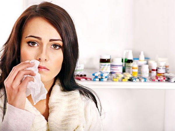 Выбор препаратов от насморка при беременности