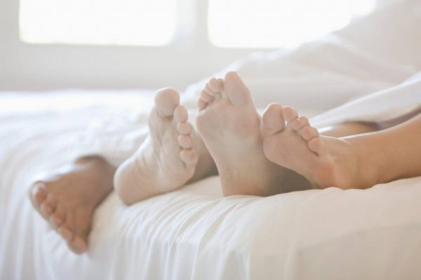 Половой путь передачи инфекции
