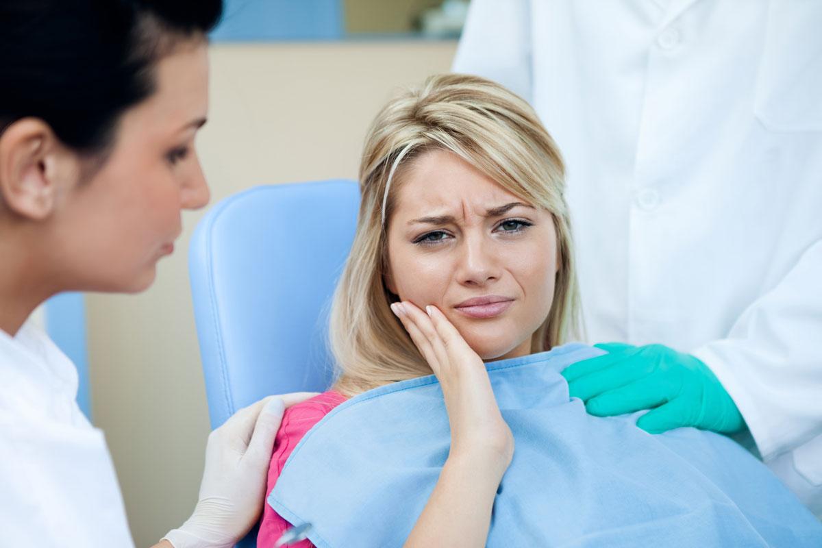 Как будущей маме прогнать зубную боль