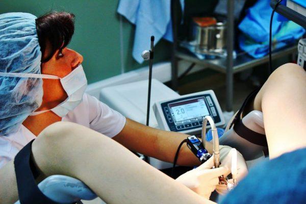 лапароскопия матки