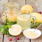 Вода с мёдом и лимоном при токсикозе