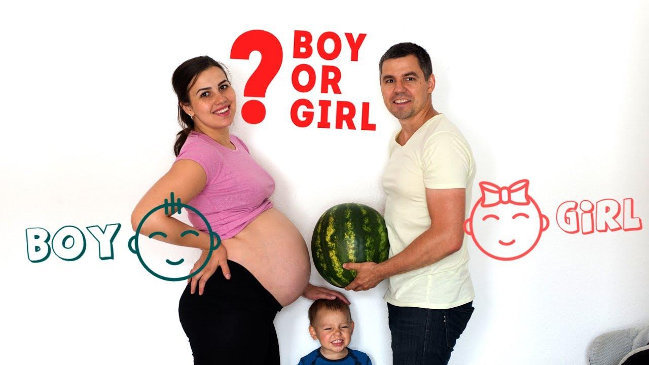 Беременность девочка или мальчик