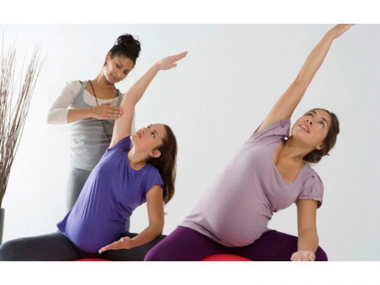Беременным нельзя высоко поднимать руки 71