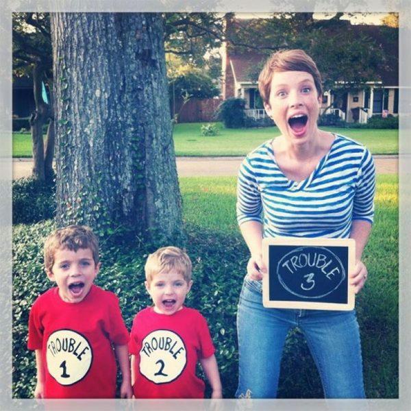 смешное фотосообщение о беременности