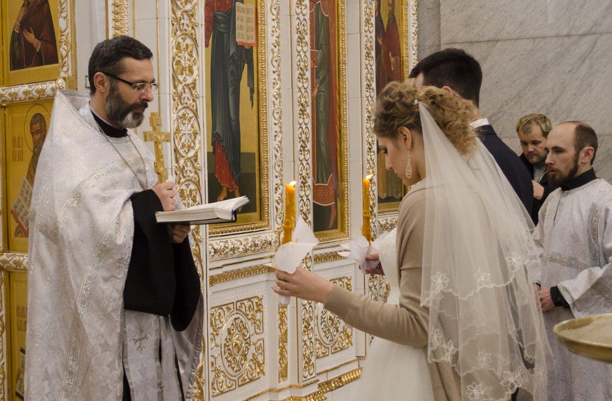 Венчание во время беременности