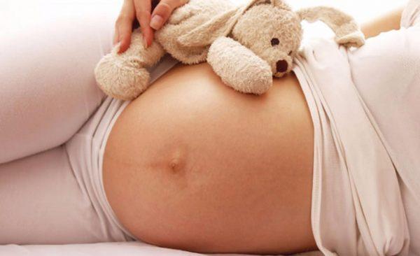 спать на животе на ранних сроках беременности
