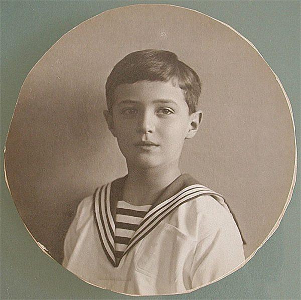 царевич Алексей на фотографии