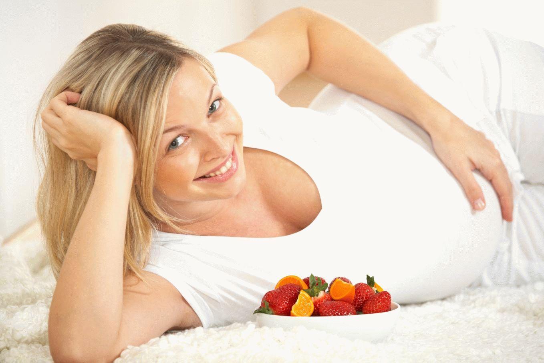 Избыточный вес во время беременности — что предпринять