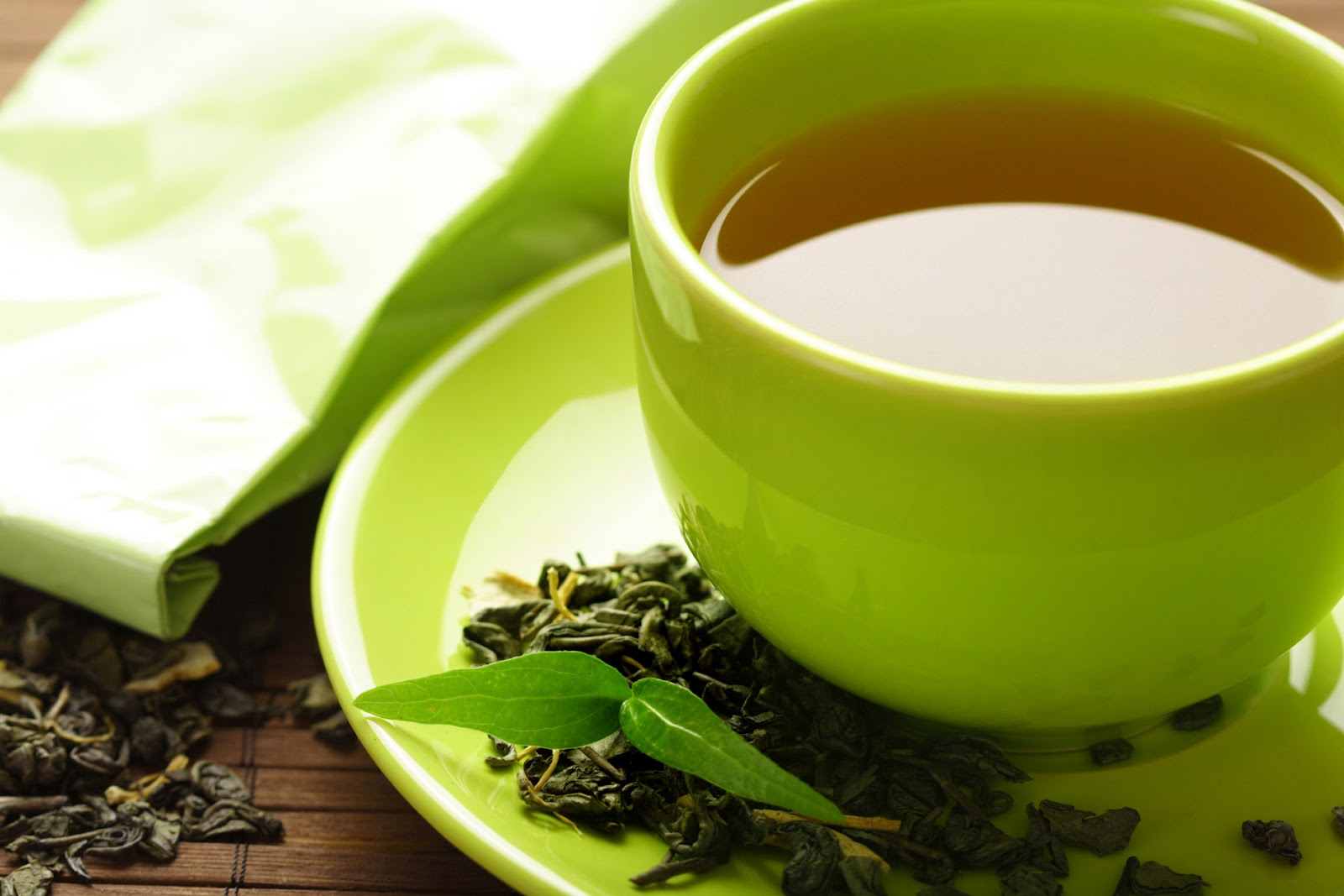 Зелёный чай при беременности: разумный подход для будущей мамы