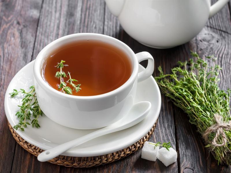 Чай с чабрецом при беременности: соотносим пользу и потенциальный вред
