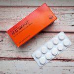 Упаковка и таблетки Магнерот