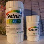Витамины Центрум в упаковке