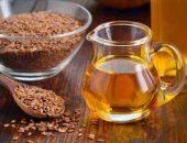 льняное масло и семечки
