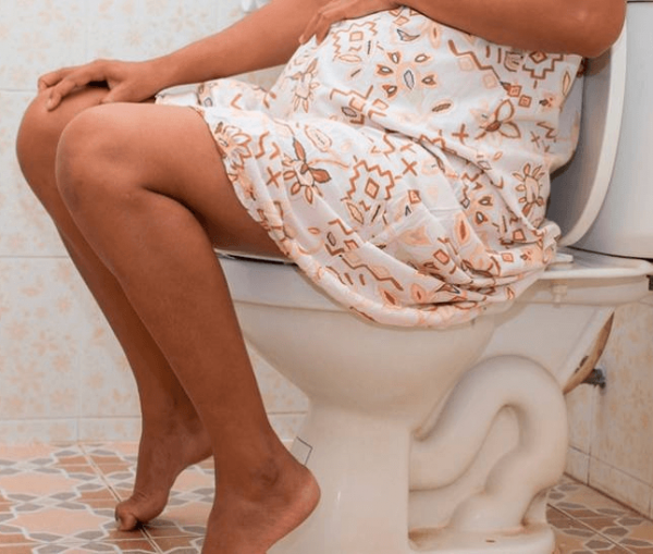 беременная с запором