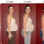 12 недель близнецы