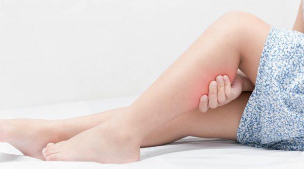 ночные судороги ног